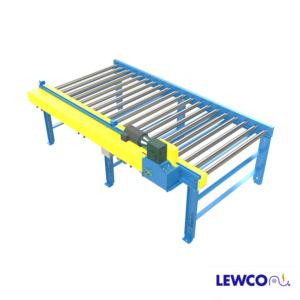 CDZA25 - zero pressure chain driven live roller conveyor