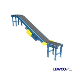 FTFSB - Slider bed inclined belt conveyor