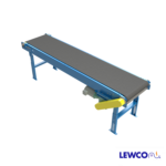 Model MDSB is a medium duty slider bed belt conveyor with box style smooth side bed section. These conveyors are used to provide a reliable way of transporting products in assembly, sorting, testing and packaging applications.