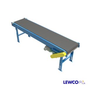 Model MDSB medium duty slider bed belt conveyor