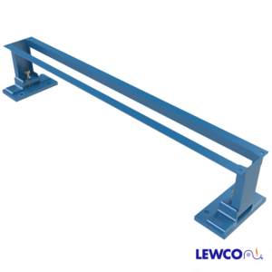 Conveyor Support with Heavy Duty Construction for Chain Driven Live Roller Conveyor
