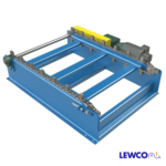 Drag Chain Conveyor with Attachment Chain Fixtures