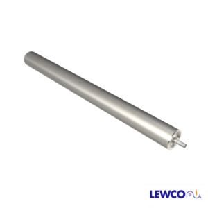LEWCO replacement rollers are suitable for any existing brand of conveyor. We can match existing bearings, and any standard or special between frame dimension.